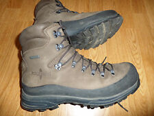 KAYLAND GLOBO LEATHER GORE-TEX HIKING BOOTS MEN'S 11.5 M RTL $320
