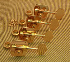 TK-0790-002 Gotoh Vintage Gold Bass Machine Heads Fender Precision/Jazz®