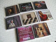 Classical Music Collection of Eight CD`s Read the description Set C NEW Unused