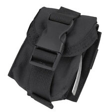 NEW CONDOR MA15-002 Tactical MOLLE Single Frag Grenade Pouch Holster Black
