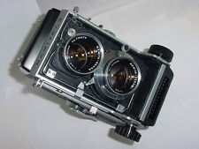 MAMIYA C3 120 Film Medium Format Camera with MAMIYA - SEKOR 80mm F/2.8 TWIN Lens