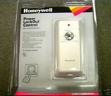 NEW Honeywell Power Lockout Control w/ Surge Protection