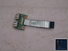HP 2000 Compaq Presario CQ57 USB Port Board with Cable 35110CJ00 35110CJ00-04T-G