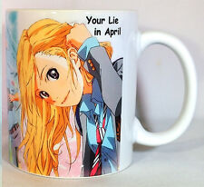 Your Lie In April - Coffee Mug - Cup - Anime - Manga - Shigatsu wa Kimi no Uso