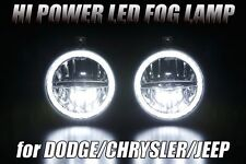 Chrysler Aspen Dodge Durango / Jeep Commander  10W High Power LED Fog Lamp