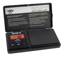 Feinwaage MyWeigh T2 550g / 0,1g My Weigh Taschenwaage Digitalwaage Münzwaage