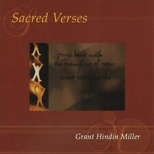 Miller, Grant Hindin, Sacred Verses, Excellent