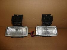96 Jeep Grand Cherokee ZJ Factory Fog Lights Lamps