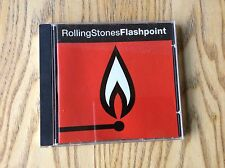 Rolling Stones Flashpoint Cd! Look At My Other Cds!