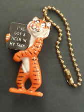 1960s ESSO TONY THE TIGER 'I'VE GOT A TIGER IN MY TANK' KEY RING