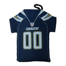 New NFL San Diego Chargers Jersey Style Reusable Shopping Grocery Bag Tote