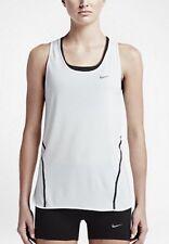 Nike 719471 100 Women's SZ XS City Running Tank Top Run Free Training Gym Shirt