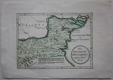 1791 BULGARIEN von Reilly Bulgaria Bǎlgarija România Варна Duna Varna Babadag