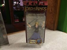 ToyBiz Lord of the Rings Figure MOC - The Two Towers EOWYN Sword-Slashing