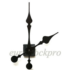 Quartz Pendulum Mechanism Metal 307 mm Clock Hands Loft Style Spindle Movement
