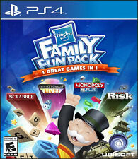 Hasbro Family Fun Pack PS4 New PlayStation 4, PlayStation 4