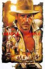 "Indiana Jones Last Crusade Poster 11"" x 17"" [ T2 ]"