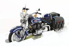 FRANKLIN MINT HARLEY DAVIDSON HERITAGE SPRINGER DIECAST MOTORCYCLE