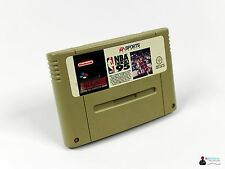 ★ Super Nintendo SNES Spiel - EA Sports NBA LIVE 95 - Modul ★