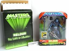 MOTU, Keldor, He-Man 200x, SDCC 2003, MIB, complete, figure, mint in box