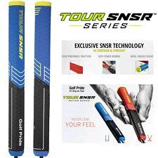 """NEW 2016"" GOLF PRIDE TOUR SERIES SNSR™ STRAIGHT 104cc MIDSIZE GOLF PUTTER GRIP"