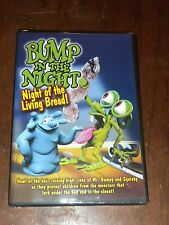 Bump in the Night - Night of the Living Bread (DVD, 2007) NEW FACTORY SEALED OOP