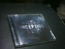 INCEPTION 2CD - Zimmer - Expanded Score - Limited Ed. RARE