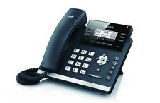 Yealink SIP-T41P 6 line keys LED HD Voice/Speaker 3 VoIP IP Phone with PoE
