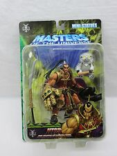 MOTU,JITSU,200x,Neca statue,MISB,Sealed,Masters of the Universe,He man