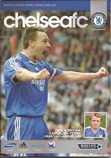 Football Programme - Chelsea v Arsenal - Premiership - 23/3/2008