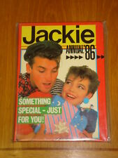 JACKIE 1986 BRITISH ANNUAL NICE CONDITION UNCLIPPED