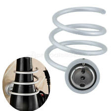 Supporto Porta Phon Asciugacapelli Spirale Muro Parete Hair Dryer Holder Stands