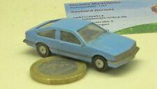 Wiking  083/1,   Opel Monza,  h`blau