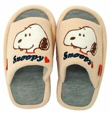 F/S The Peanut Snoopy Diet Slipper 22~24cm Ships from Japan
