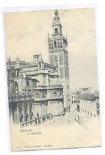 C.R POSTALES SEVILLA-LA GIRALDA