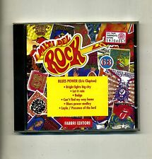 I Miti del Rock n.63 # ERIC CLAPTON - BLUES POWER # Fabbri 1993 # CD Rock