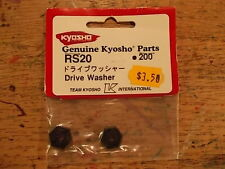 RS20 Drive Washer - Kyosho Ultima
