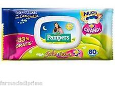 PAMPERS Sole/Luna Salviette Camomilla 18 conf. da 60 salviette - 1.080 Wipes