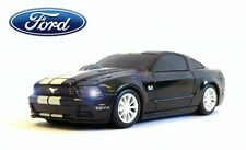 Ford Mustang GT Wireless Car Mouse (Black) - Officially Licensed