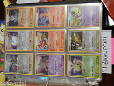 Set COMPLETO EX Power Keepers 1 - 91 excludeds EXS & ENERGIE HOLO Carte Pokemon