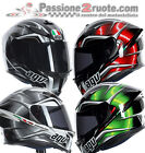 Casco Agv K5 Hurricane Ducati Monster s2r s4r 1000 1100 evo 1200 s4rs