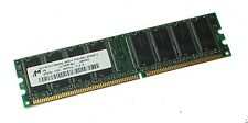 Ram 256MB PC2100 266MHz CL2.5 DDR DDR 1 DIMM Desktop Memory