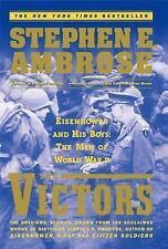 Stephen Ambrose - Victors Eisenhower And His Boy (1999) - Used - Trade Pape