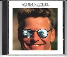 ACHIM REICHEL - Melancholie Und Sturmflut CD 1991 WEA (THE RATTLES)