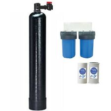 SALT FREE WATER CONDITIONER 12 GPM  WITH PRE FILTER