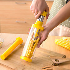 Corn Stripper Corn Remover Sweet Corn Threshing Device Cooking Tools Kitchen Acc