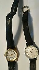 2 VTG As is Ladies Watches 1 Helbros wind up & 1 Citizen Women's Japan movt