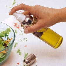Oliera spray in vetro - vaporizza solo l olio di cui hai bisogno