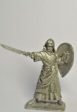 Toy lead soldier,The monk-knight ,rare,detailed,collectable,gift idea