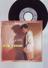 45 tours les mckeown - she's a lady /
